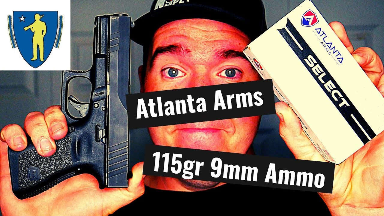 Atlanta Arms Select 115gr Ammo