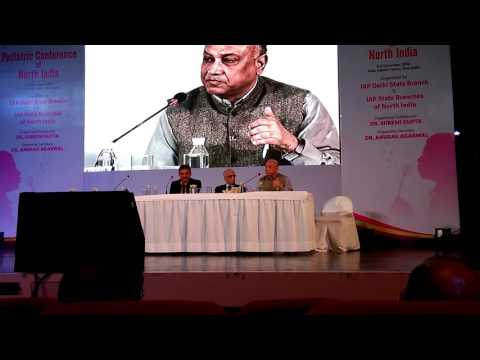 On Right to Childhood & Right to Health- Adv Ashok Agarwal