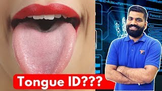 Tongue ID Recognition 👅- Better than Face Unlock and Fingerprint?