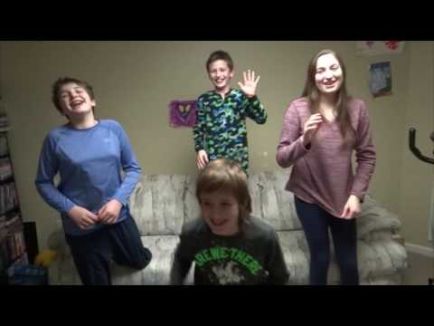 The 8 Days of Hanukkah Song