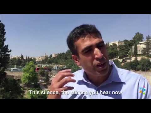 Applying Jewish Sovereignty in Jerusalem - Former MK Yoni Chetboun