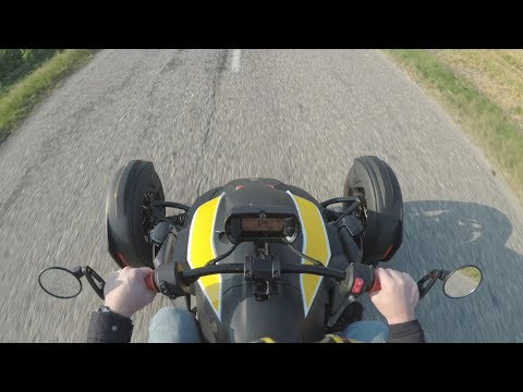 900cc Vs 600cc Top Speed & Acceleration BRP Can Am RYKER