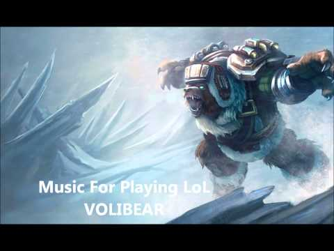 Music For Playing LoL - Volibear (Riders of the Storm: HammerFall)
