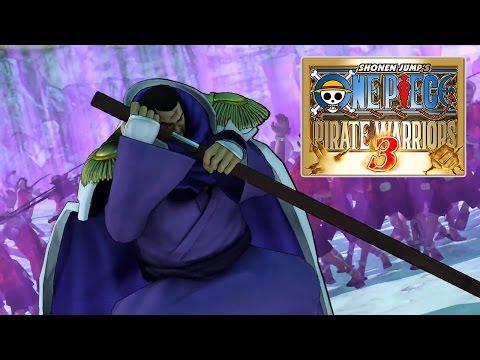 One Piece: Pirate Warriors 3 - Jump Festa Trailer