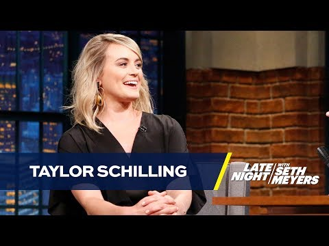 Taylor Schilling † s Adulting Is Not Going Well