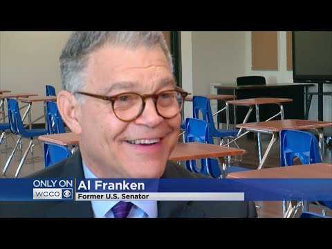WCCO Exclusive: Al Franken