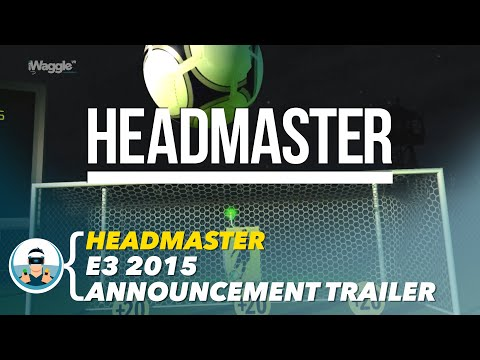 Headmaster - E3 2015 Announcement Trailer | PlayStation VR