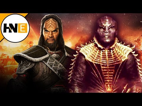 Klingon Redesign REVEALED & EXPLAINED | Star Trek Discovery Season 2