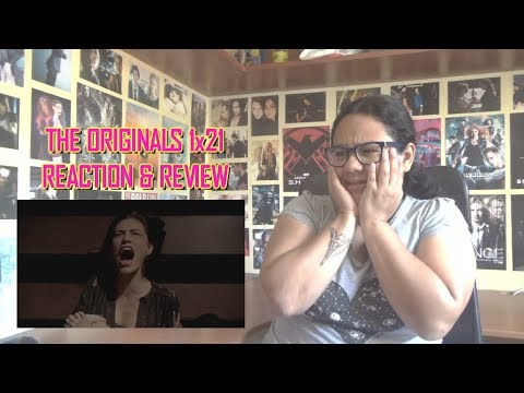 "The Originals 1x21 REACTION & REVIEW ""The Battle of New Orleans"" S01E21 