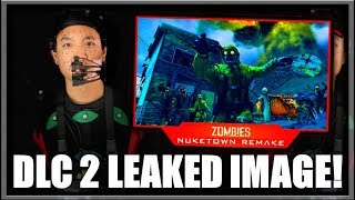 Nuketown Zombies REMAKE Takeo Image Leaked! Black Ops 4 Zombies DLC 2 Leaked Info - Nuketown Zombies