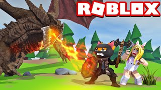 DO YOU DEFEAT THIS DRAGON?! - Roblox [English/HD]