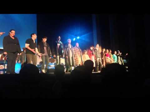 RENT: Seasons of Love, performed by Beyond The Stage
