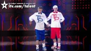 DSDS 2011 - Best Dance Ever (Roboter Tanz)