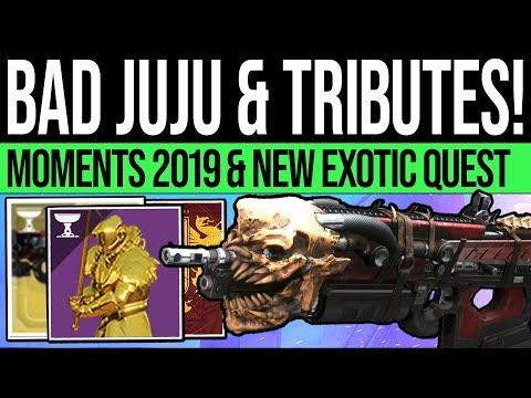 Bad juju review planet destiny