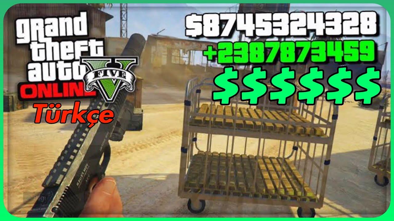 EFSANE KOLAY 1 SAATTE 840.000 $$ / GTA ONLINE