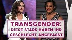 Transgender: Diese Stars haben ihr Geschlecht angepasst