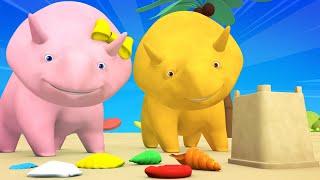 bajka-edukacyjna-liczymy-muszelki-ucz-si-z-dino-dinozaurem-bajki-edukacyjne-dla-dzieci