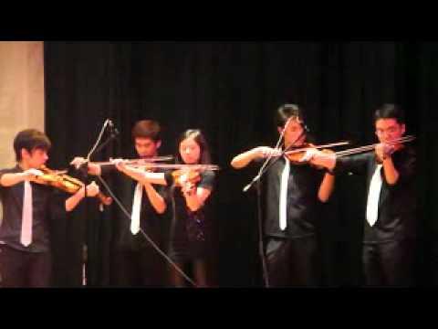 Breathless - The Corrs ( band Ensemble...