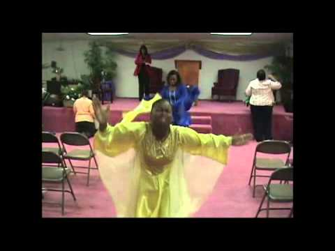 Praise Dance Rain On Us The Angels Of Praise (Shower Down) Sha Simpson