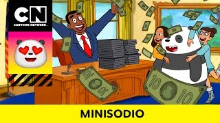 El Sueno de Panda Escandalosos Minisodio Cartoon Network