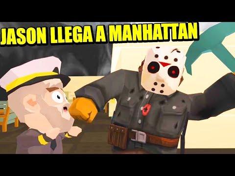JASON EN LA CIUDAD - VIERNES 13 KILLER PUZZLE | Gameplay Español