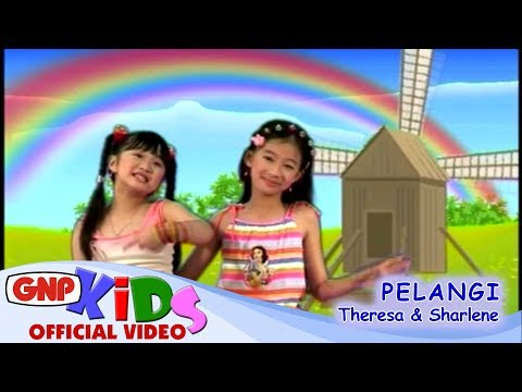 Pelangi - Sharlene & Theresa (official video)