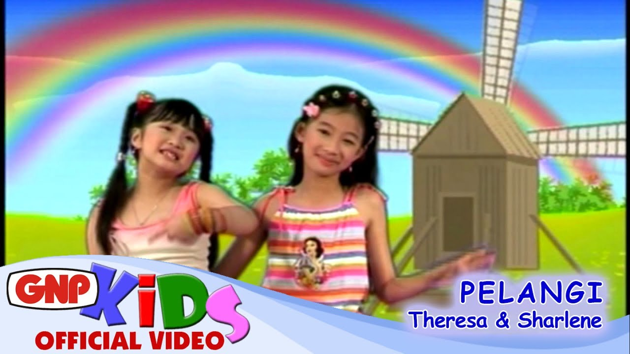 Pelangi Sharlene Theresa Official Video Youtube