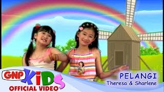 Download Pelangi - Sharlene & Theresa (official video)