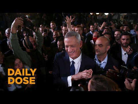 Discussion: Benny Gantz Praises Gaza Withdrawal Model