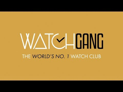 What is Watch Gang? How the #1 Mystery Watch Club Works