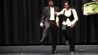 SCTS 2013 Arijith Venkat Dance Gangster
