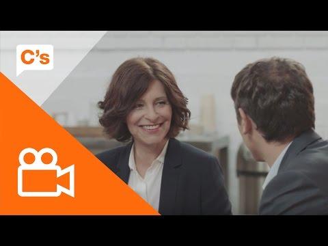 Cristina Losada, candidata a Presidenta de la Xunta de Galicia por C's. Presentación