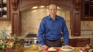 Dr. Fuhrman Prepares Lemon Herb Cauliflower Rice