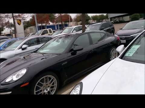 Will Car Salesmen ignore certain customers? Porsche Panamera Sticker Shock