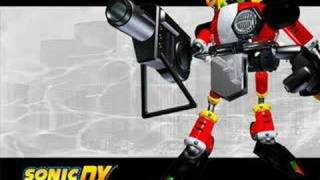 Sonic Adventure DX Music: E102 Gamma [Instrumental]