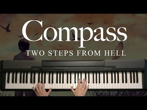 Compass by Two Steps From Hell (Piano)
