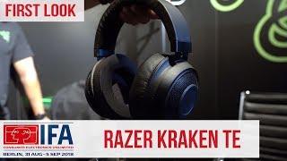 Razer Kraken Tournament Edition Gaming Headset with THX Spatial Audio #IFA2018