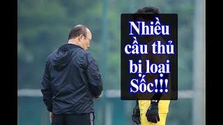 HLV Park Hang Seo gây bất ngờ với 6 cầu thủ bị loại, U23 Việt Nam chốt danh sách cuối cùng thumbnail