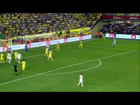 La Liga - Villareal vs Real Madrid - Full Match - 2ND - HD