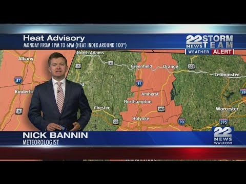 Morning Video Forecast