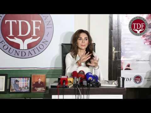 Tehmina Durrani press conference