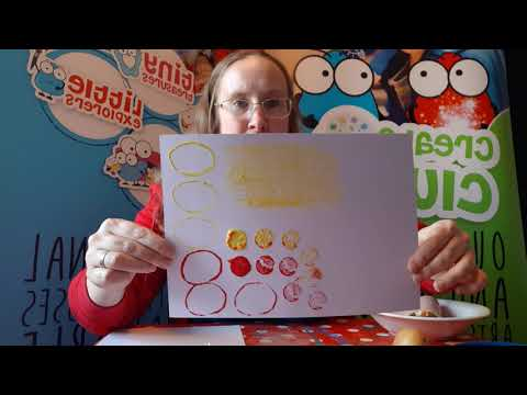 How to Help Your Child Explore Printing