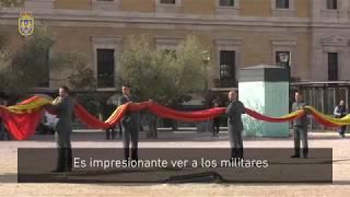 Izado de Bandera ordinario del 16 octubre 2019