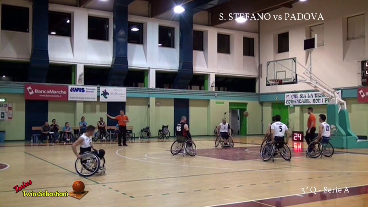 3 176 4 176 Q Santo Stefano Vs Padova 11 02 2017 Serie A Youtube