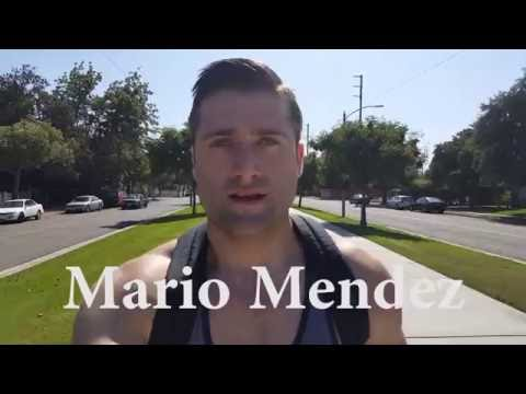 Mario Mendez - Vlog Introduction