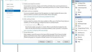 Windows Server 2012, Configuration Hyper-v hard drive Storage
