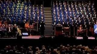 Be Strong & Take Courage : Tabernacle Choir