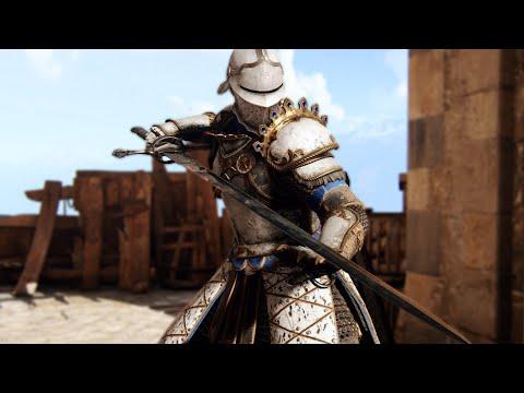 For Honor - White Knight Warmonger