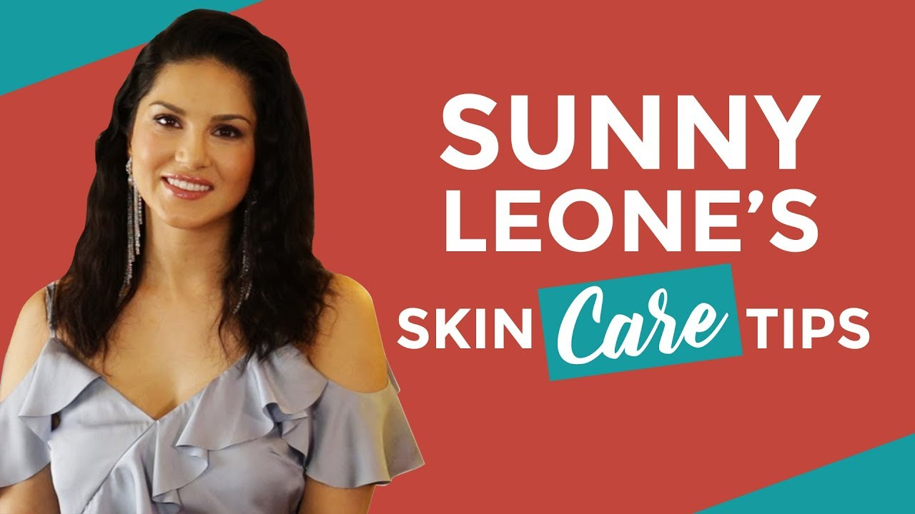 Sunny Leone reveals her skin care routine secrets | Skin Care Tips | Fashion | Pinkvilla