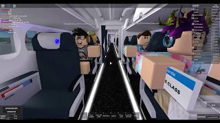 [ROBLOX] Lemonde Airlines! 757 Flight.